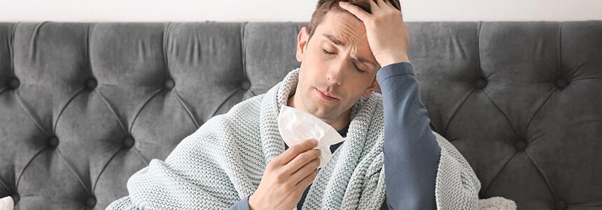 Verschleppte Erkältung Erkennen