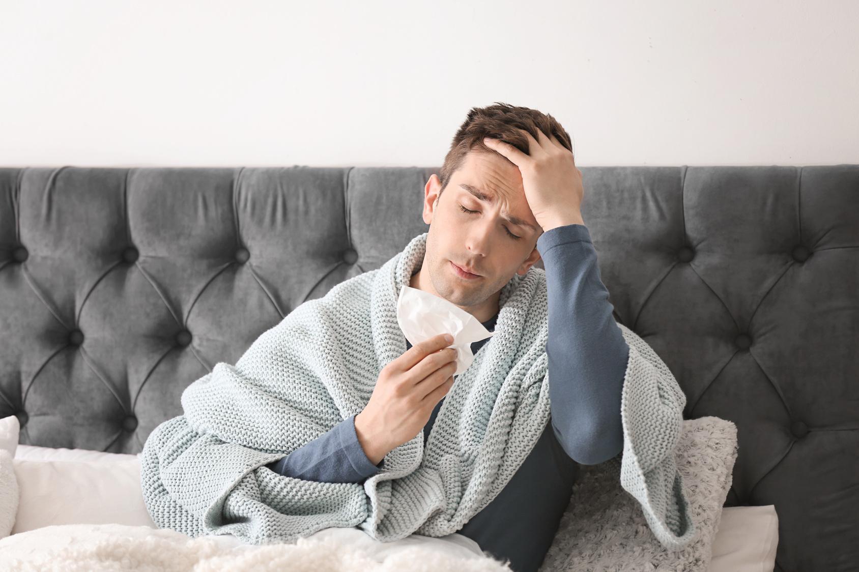 Verschleppte Erkältung Auskurieren