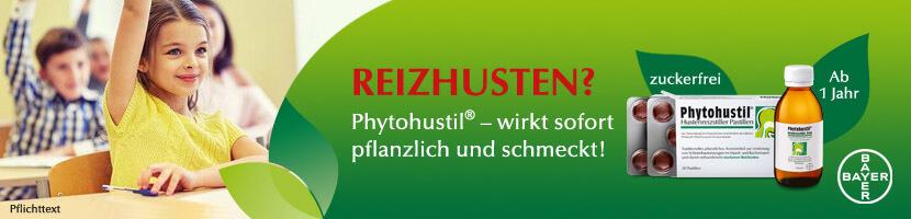Phytohustil Banner
